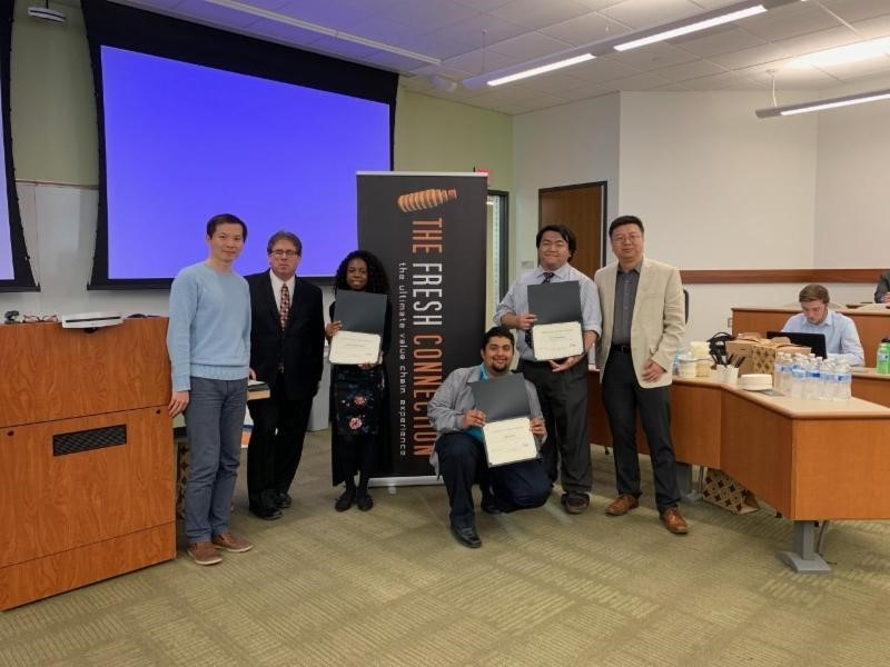 Cal Poly Pomona Global Student Challenge Winners