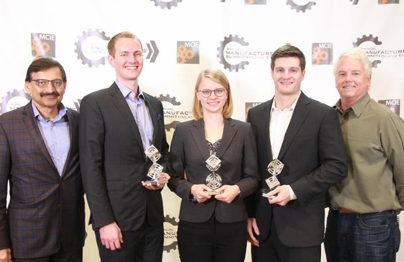 2019 MCIE Student Innovation Award Winner