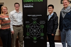 2019 APICS Regional Student Case Competition Winner