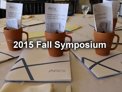 2015 Fall Symposium Pictures