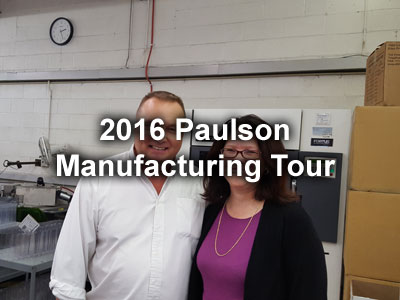 2016 Paulson Manufacturing Tour Pictures