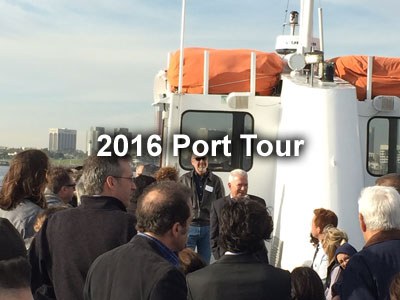 2016 Port Tour Pictures