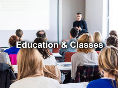 Education & Classes
