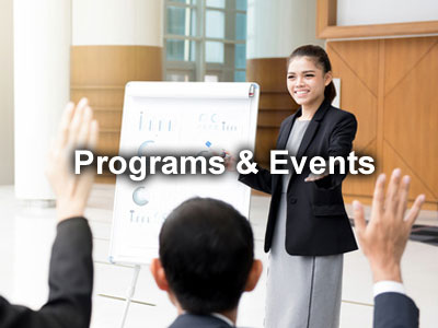 Programs & Events