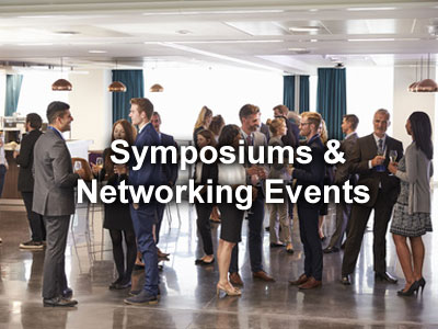 Symposium & Networking Events